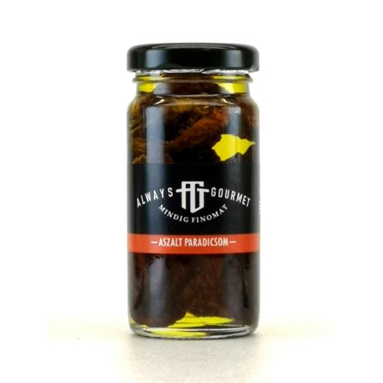 Aszalt paradicsom extraszűz olívaolajban 90g