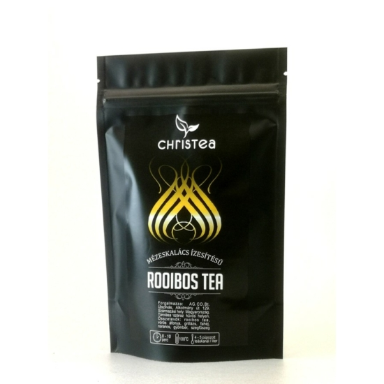 Mézeskalács ízesítésű rooibos tea 60g